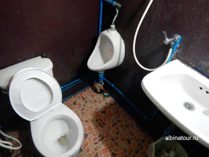 Фото туалета или гальюна