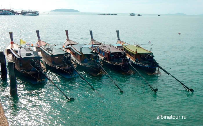Лодки называемые длиннохвостками 2