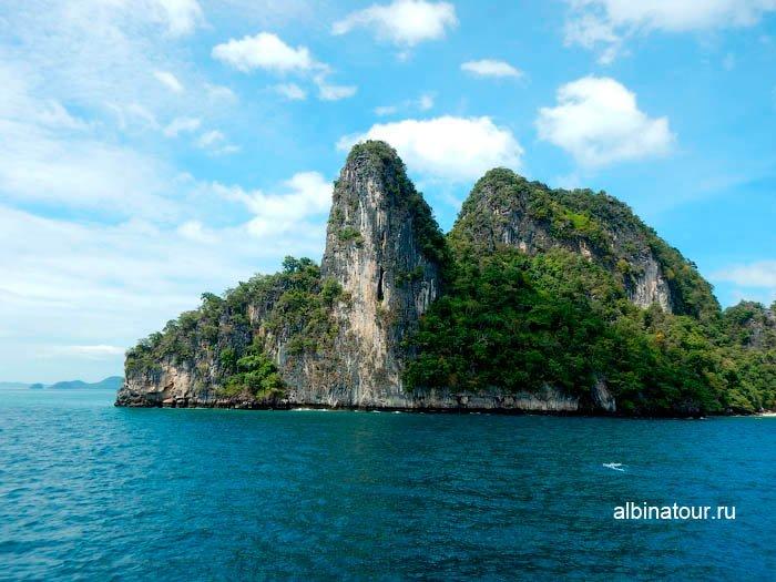 Фото остров Хонг Ko Hong в Андаманском море