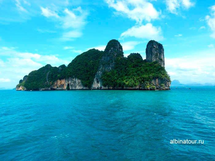 Фото Остров Хонг в Андаманском море