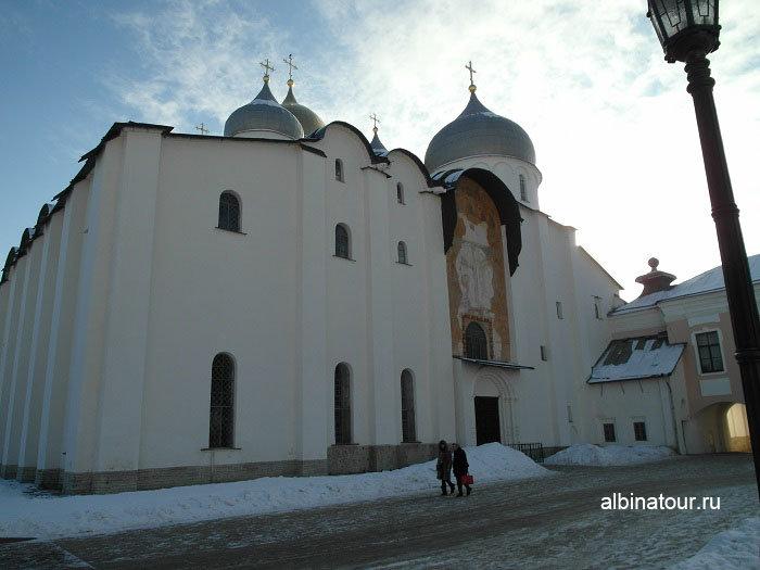 Софийский собор западная сторона фото