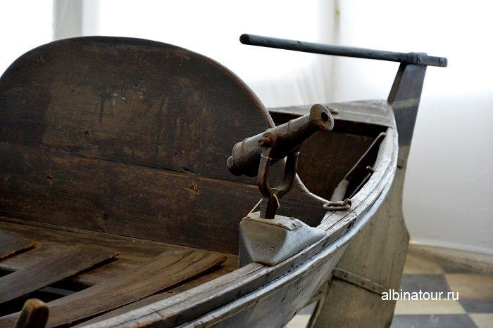 Лодка-верейка Петра I фото 2