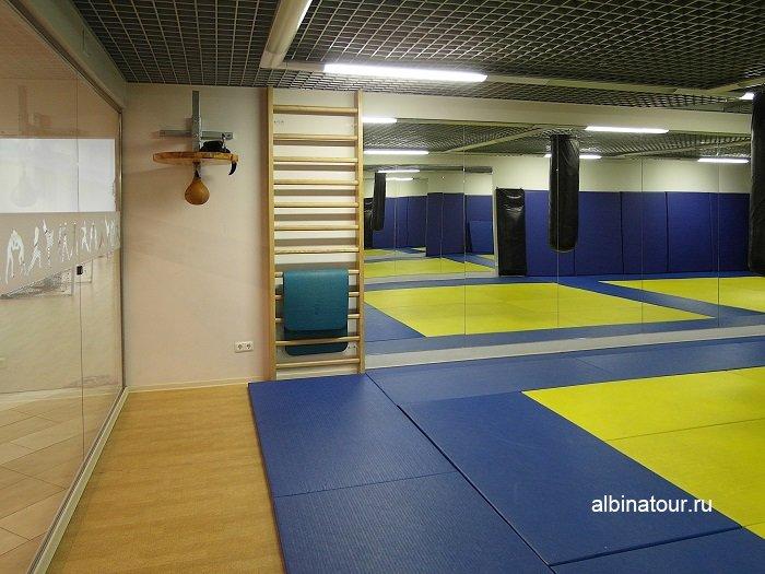 Фото зал для борьбы и бокса Форрестмикс | ForRestmix club СПб