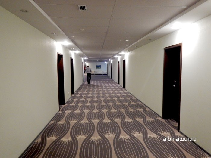 Фото коридор 3 этаж ForRestmix club | Форрестмикс клуб Репино