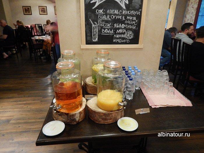 Фото напитки в ресторане Biskvit ForRestmix club | Форрестмикс клуб в Репино Санкт Петкрбург