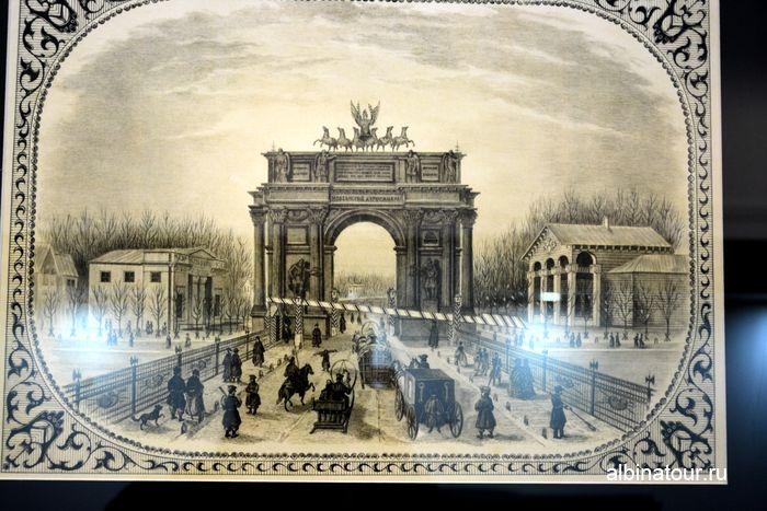 Другая репродукция из музея Нарвские ворота