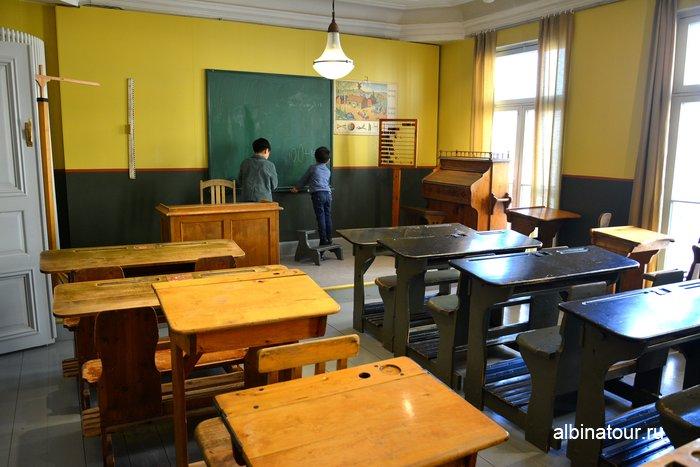 Школа в Городском музеи Хельсинки фото