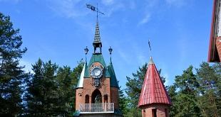 Андерсенград в Сосновом Бору Лен. область