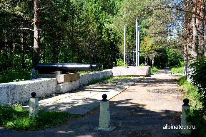 Мемориал форта Красная Горка