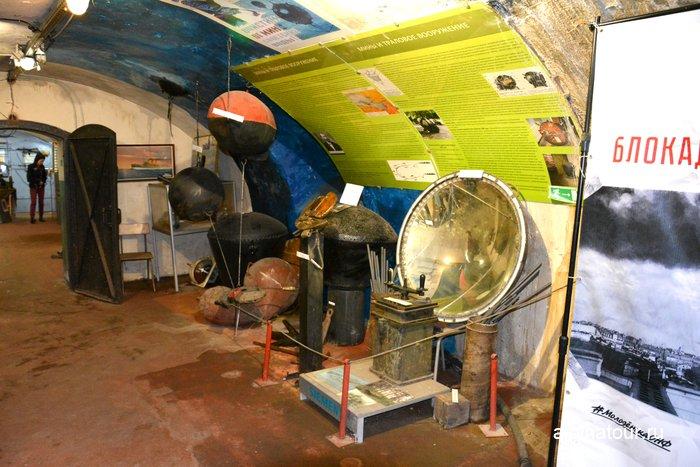 Световое оборудование Сименс в музеи